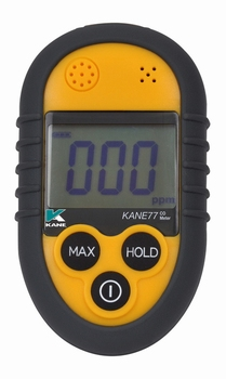 KANE 77 portable carbon monoxide monitor & CO alarm