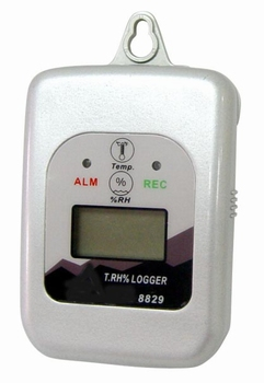 EJB 8829 temperature & relative humidity data loggers