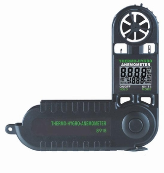EJB 8918 dew point thermo hygro-anemometer