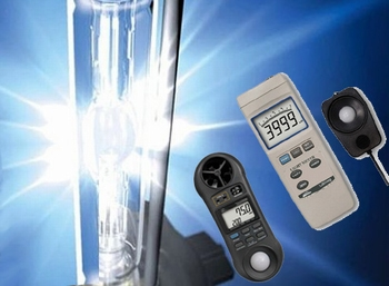 Lux meters / Light meters