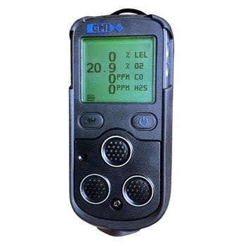 PS 250-132 individuele 3 gas detector