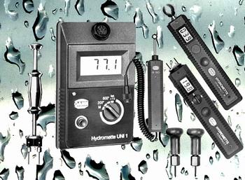 Humidity / Moisture meters