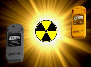 Dosimètres de dosage de rayonnement / Compteur Geger