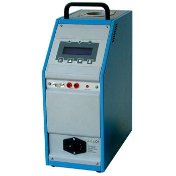 240-081 Portable temperature calibrator